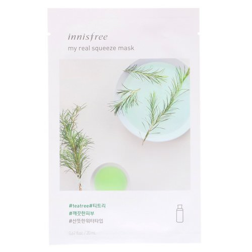 Innisfree My real squeeze sheet mask