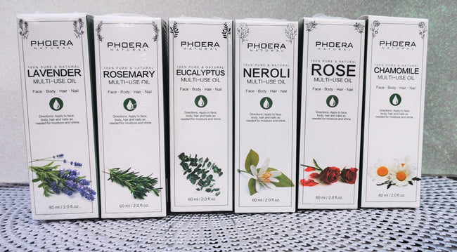 PHOERA® Natural  Multi-Use Oils