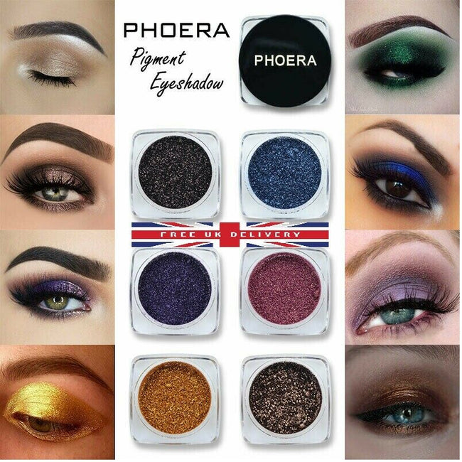 PHOERA® PIGMENT EYE SHADOW