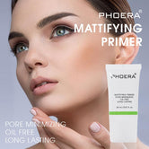 PHOERA® FACE PRIMER MAKEUP PORE FIXER MINIMISER BASE OIL FREE LONG LASTING