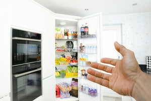 10 Practical Ideas to an organized fridge (That work fast)