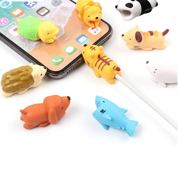 Cute Animal cable protector & wire holder