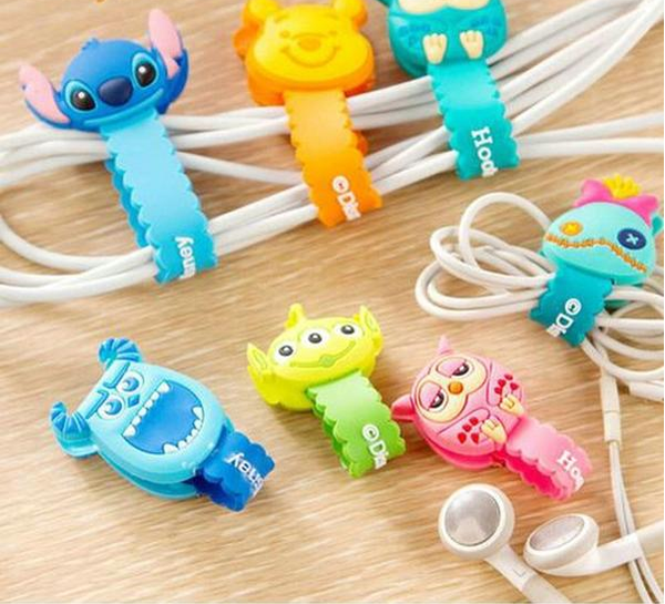 Cute Cartoon Cable Organizer