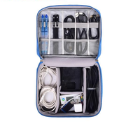 Portable Travel Cable Bag