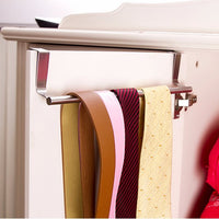 Over Cabinet Towel Bar - Over Door Towel Rack - Dish Towel Holder