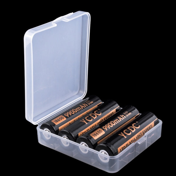 Storage for batteries