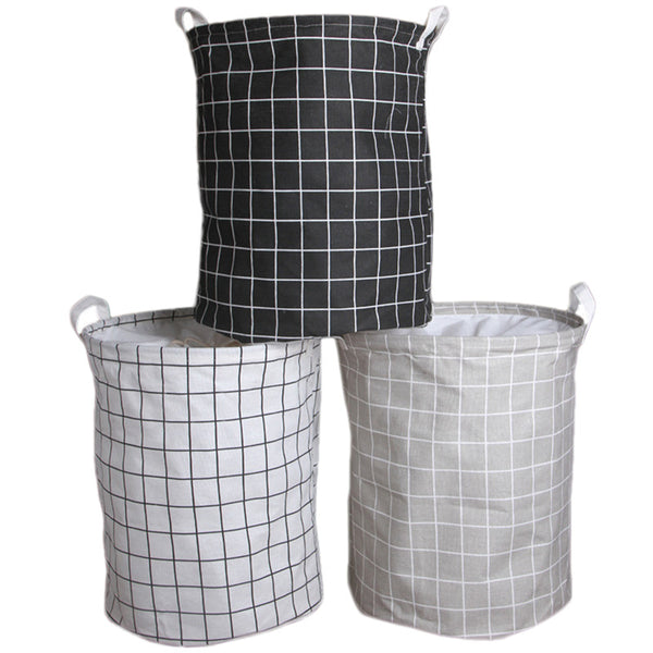 Laundry hamper foldable
