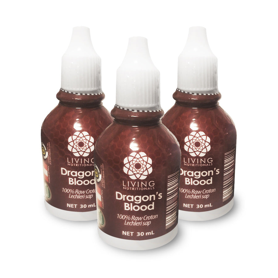 3-Pack Dragons Blood (Ethically Harvested)