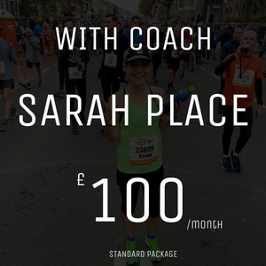 Sarah Place Coaching Package