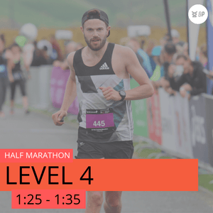 Half Marathon Advanced - L4