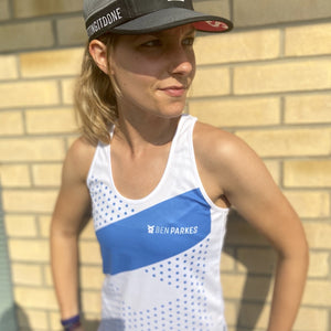 Ladies Running Singlet