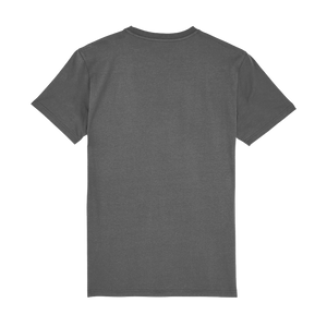 Mens 'Sessions' Tee - Asphalt Grey