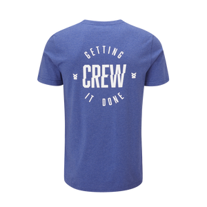 #gettingitdone Crew Mens Tee