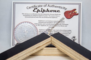 Epiphone Guitar Blanks