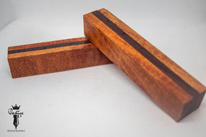 Martin Guitar Blanks Segmented Mahogany and Rosewood