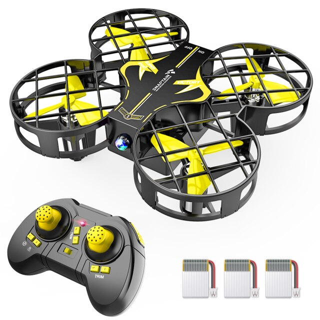 SNAPTAIN H823P Mini Drone RC Drone Toy Mini RC Quadrocopter Headless Drones Portable Pocket Dron 3D Flip For Kids Christmas gift
