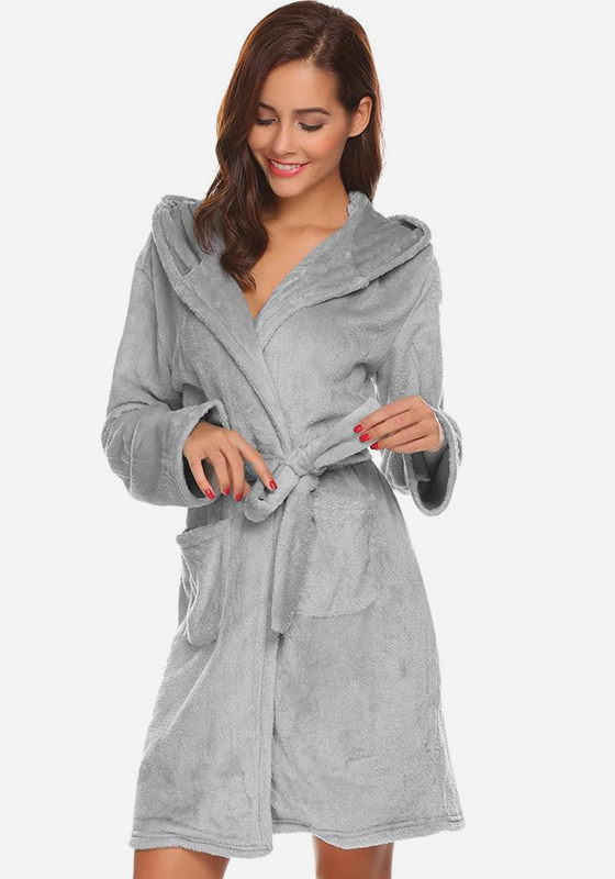 Rovsco Animal Ears Soft Robe