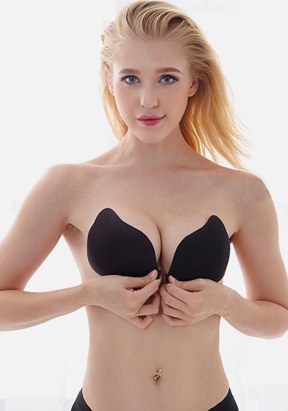 Hobbo D Cup Invisible Bra