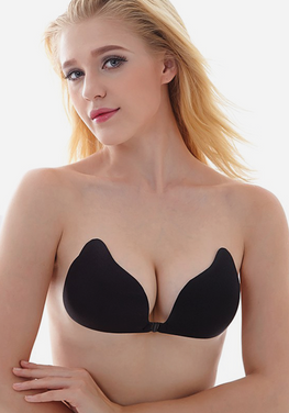 Kaden Push Up Strapless Bra