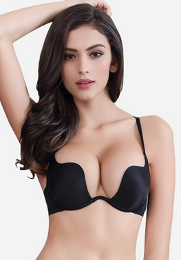 Zerisa Deep V U-shaped Bra