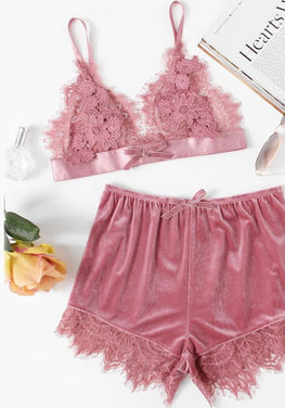 Sexy Lace Sleepwear