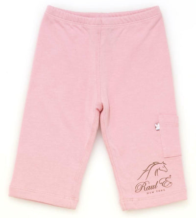 Raul E New York Baby-Girls' Soy Soft Cozy Pants 6-12 M Petal