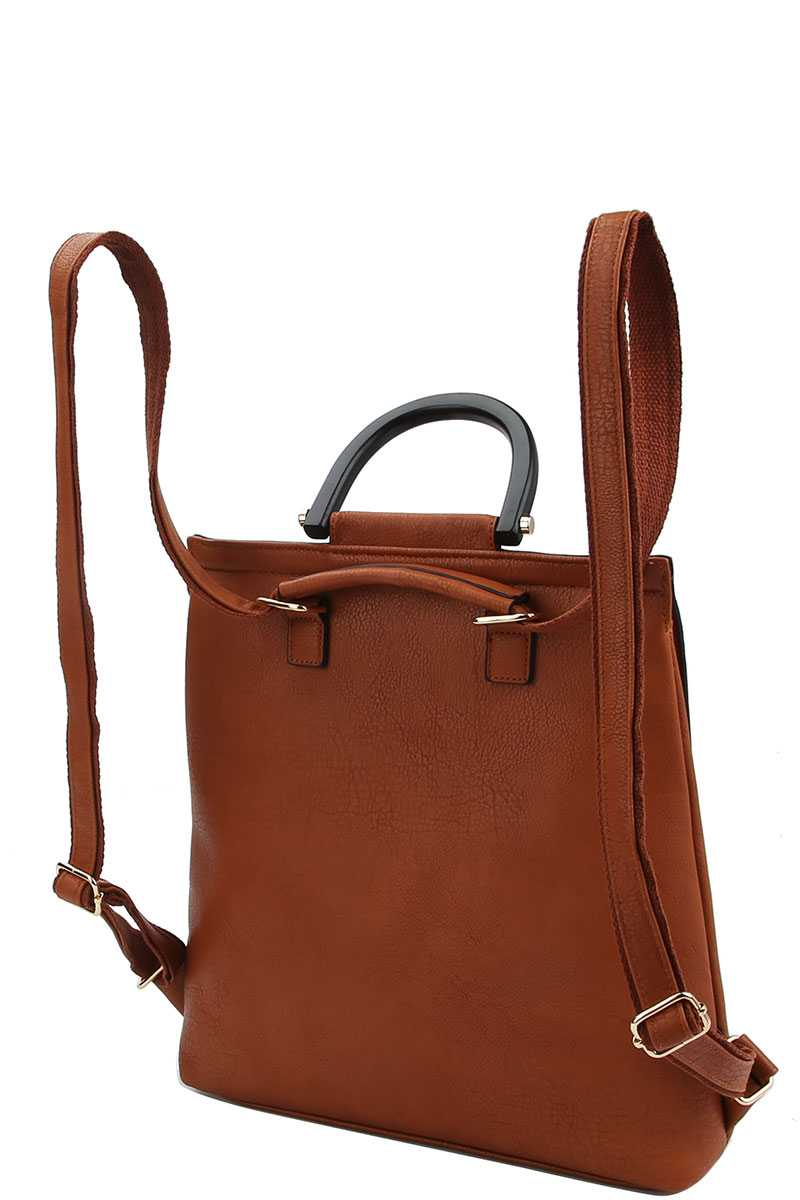 Stylish Modern Trendy Changing Backpack