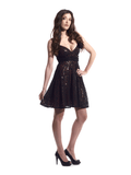 Dress Black Lace 2