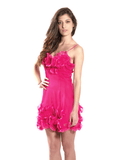 Dress fuchsia 2