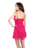 Dress fuchsia 3