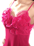 Dress fuchsia 4