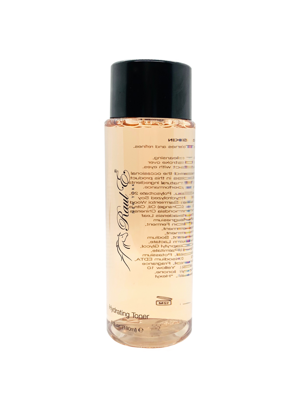 Hydrating Toner -Nourishes - Botanical Blend -Sweeps away makeup