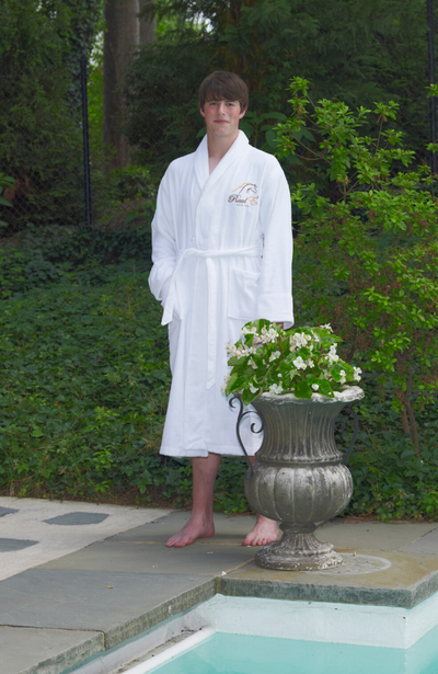 Luxury Zen Robe for  Teenage boy.