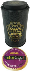 Freeze Dry Lamb Liver - 1.6 oz Gift Tin