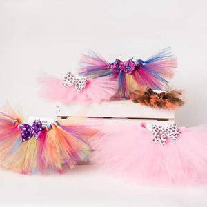 Crochet Kitty Tutus