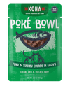 KOHA Poké Bowl Tuna & Turkey Entrée in Gravy 3oz