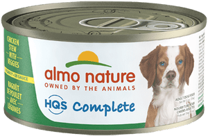Almo Nature Complete Chicken w/Veggies Dog Food 5.5 oz