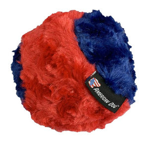 American Dog - Nuggle Ball - Red/Blue