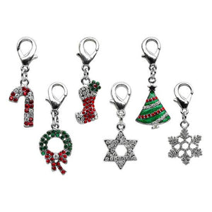 Collar Holiday Charms