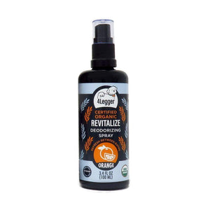 4 Legger Organic Sweet Orange Dog Deodorizing Spray - Revitalize