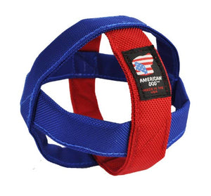 American Dog - Catapult Cage - Royal/Red