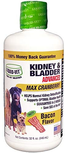 Liquid-Vet Canine Kidney & Bladder Advanced 8oz