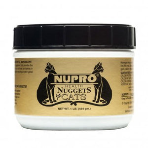 Nupro Health Nuggets for Cats 1 Lbs
