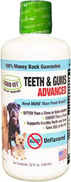Liquid-Vet Canine Teeth & Gums Advanced 8oz