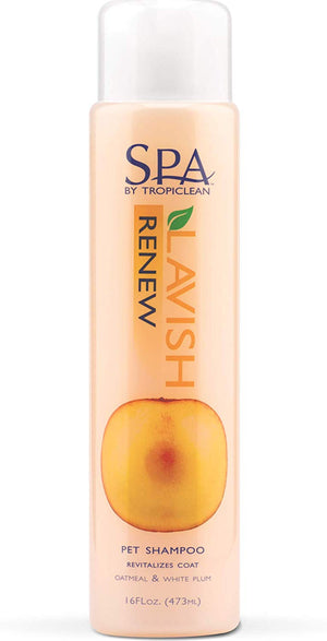 TropiClean Spa Renew Shampoo for Pets