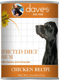 Dave's Restricted Diet Sodium –Chicken -13oz