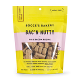 Bocce's Bakery Bac N' Nutty Soft & Chewy Treats