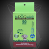 Compostable Dog Poop Bags in Box of 6 Rolls (90 bags) From bioDOGradable