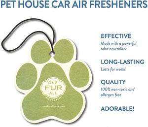 Pet House Fresh Car Air Fresheners