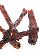 Dry Roasted Extra Thick Bully Sticks 6""